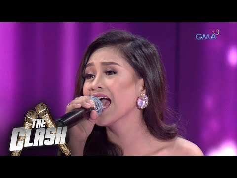 The Clash: Golden Cañedo showcases her golden voice with Basil Valdez's song | Top 5