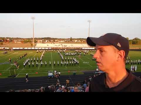 Holt High School Band Pregame Show 9/15/17