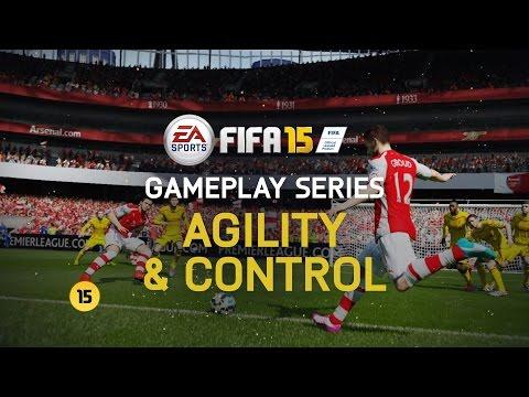 FIFA 15 | Herní prvky a vlastnosti | Obratnost a ovládání