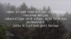 Haloo Helsinki! - Rakas lyrics