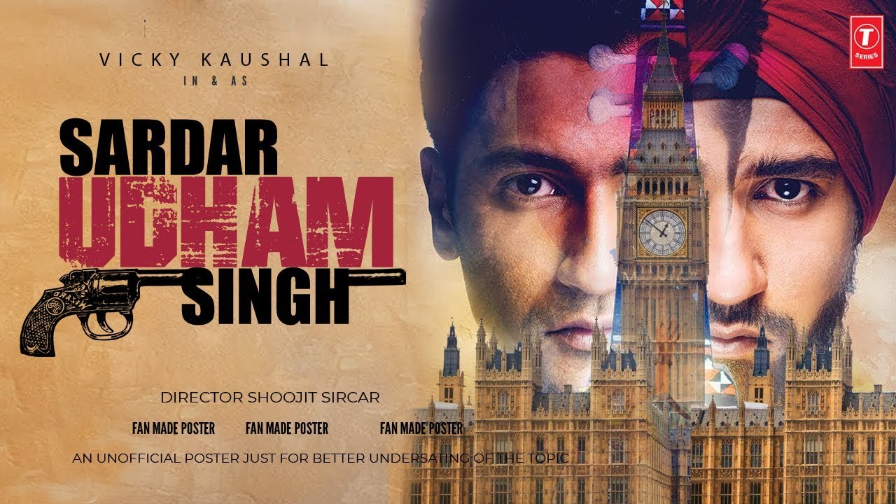 Sardar Udham Singh Movie 2019   Starring   Vicky Kaushal   Shoojit Sircar -  YouTube