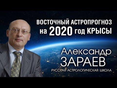 Восточный астропрогноз на 2020 год КРЫСЫ от Александра ЗАРАЕВА