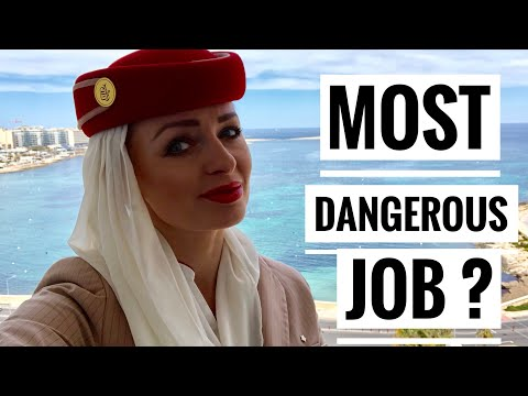 Emirates cabin crew- what they don't tell you about health