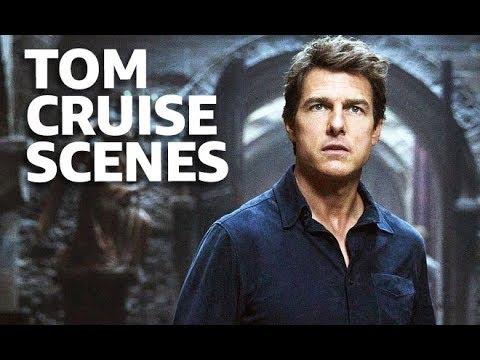 Tom Cruise Movie Scene...