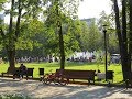 Парк Горького Москва Gorky Park Moscow прогулка в ЦПКиО им Горького 3 сентября 2017 mp3