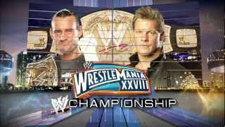 The WrestleMania 28 Pre-Show 2012