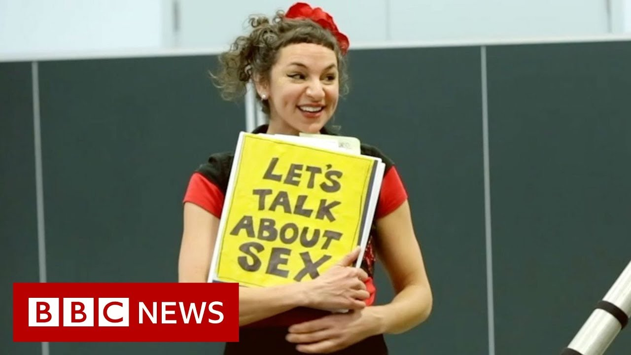 The sex education circus - BBC News