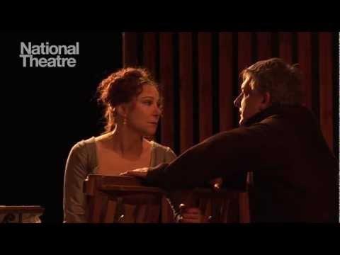 Simon Russell Beale on the wedding scene in 'Much Ado About Nothing'