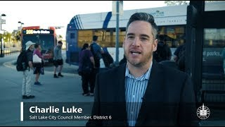 Council Member Charlie Luke Talks About the City's New Transit Service