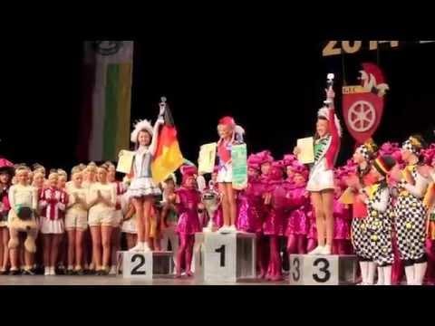 Deutsche Meisterschaft im karnevalistischen Tanzsport 2014 in Erfurt