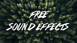 FREE SOUND EFFECTS \\ PIXEL SAMY