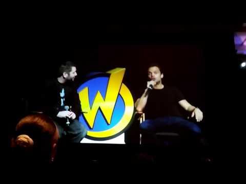 Sebastian Stan at Wizard World Sacramento CA 6/19/16