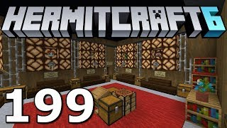 Hermitcraft 6: The Hit List! (Minecraft 1.14.4 Ep. 199)