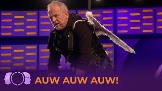 De Gordon tegen Dino Show is een chaotische, vrolijke strijd. Gordo...