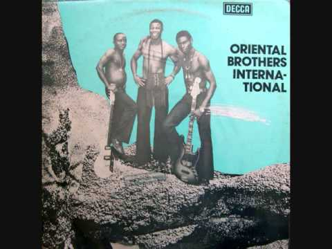 The Oriental Brothers International ~