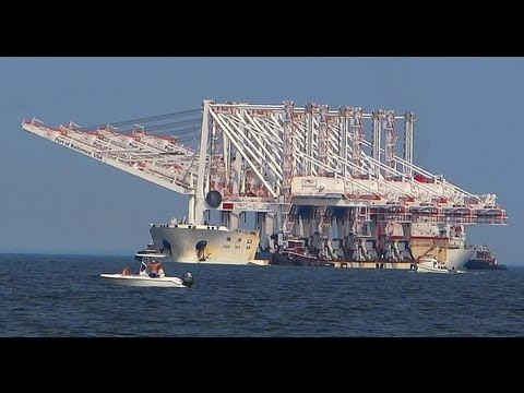 Seagirt Marine Terminal Gets New Cranes