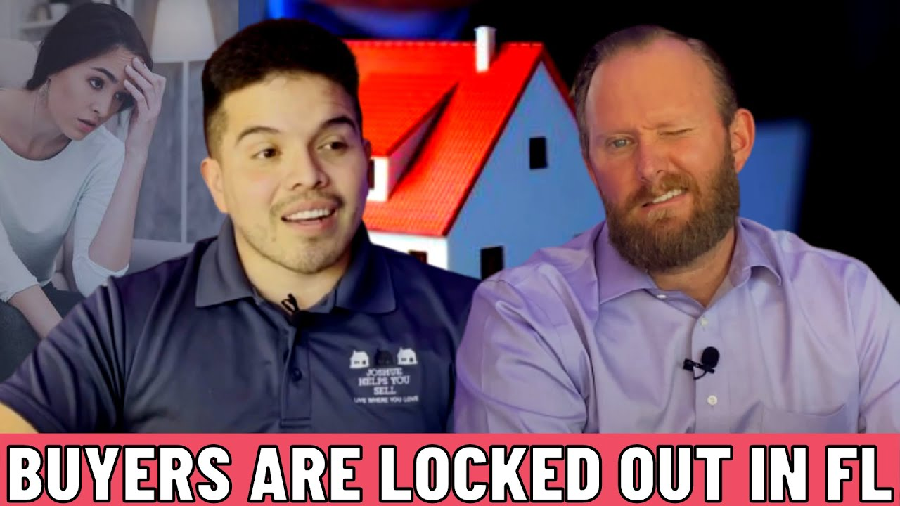 Florida 1st Time Buyers are LOCKED OUT - What next? ? Jones Group | Central Florida Real Estate