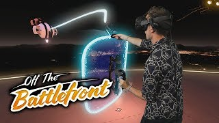 I'M INSIDE A GAME - SHOOTING LASERS: Off The Battlefront #4