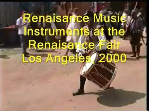 Renaissance Musical Instruments