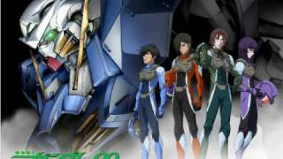 Gundam 00 OP1 Season 2 (Hakanaku mo Towa no Kanashi) FEMALE Version