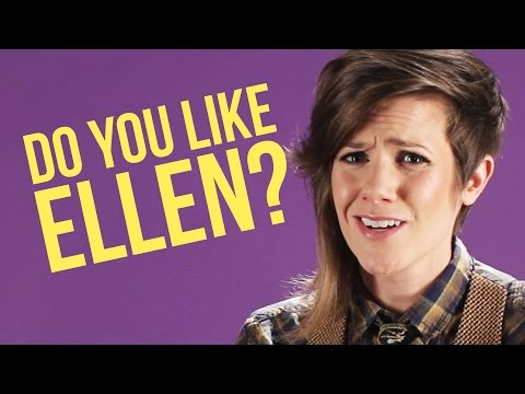 Thumbnail: 11 Questions You Want To Ask A Lesbian - w/ Cameron Esposito