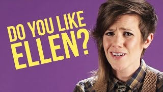 Video 11 Questions You Want To Ask A Lesbian - w/ Cameron Esposito download MP3, 3GP, MP4, WEBM, AVI, FLV April 2018