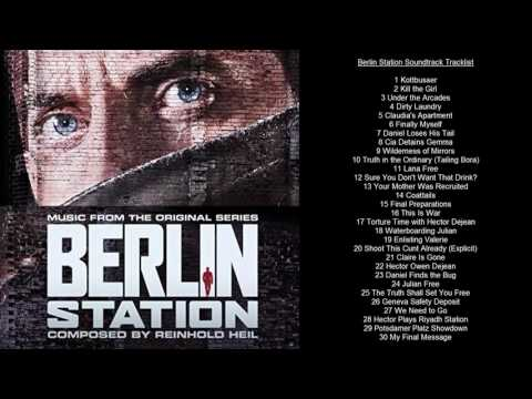 Berlin Station Soundtrack Tracklist