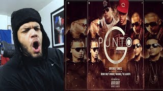 Punto G Remix Video Oficial - Brytiago x Darell Arcangel Farruko De La Ghetto Y Ñengo Flow Reaccion