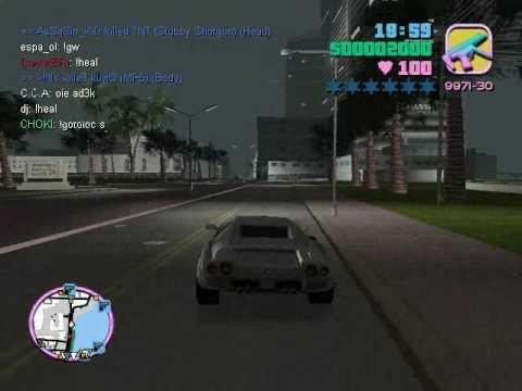 crack para gta vice city multiplayer