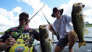 toy fishing rod challenge