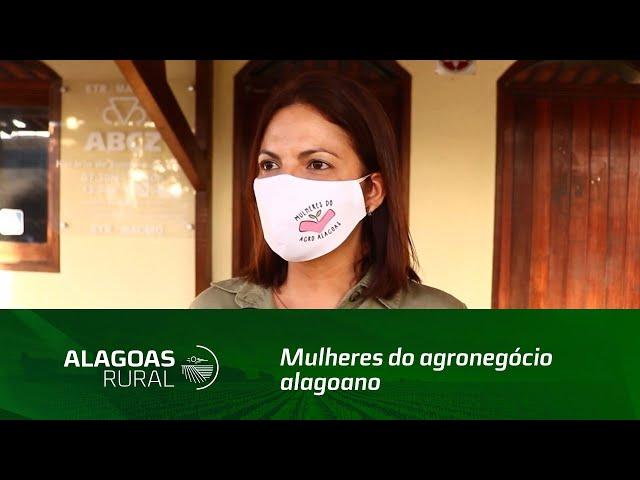 Mulheres do agronegócio alagoano promovem encontro durante a Expoagro