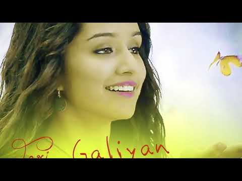 Teri Galiyan | Ek Villan | Shraddha Kapoor - Siddharth Malhotra | Beautiful Ringtone