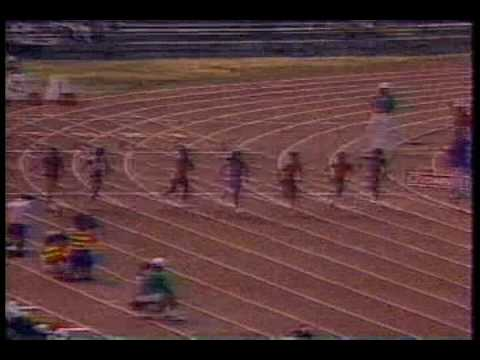 100m   1988 Seoul Olympic Games Semi Final   Florence Griffith Joyner   10 70s w