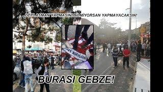 Gebzespor - Nevşehirspor  - 3 taraftar mı bıçaklandı? - Detayları ile yaşanan olaylar.