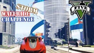 STORMWALLRIDE ZEIT CHALLENGE (+ DOWNLOAD) ★ GTA 5 Online Custom Map Race | PowrotTV