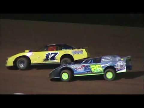 Brett McDonald Heat Race Lernerville Speedway 8/24/18