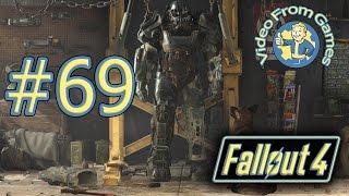 Прохождение Fallout 4 69 Пупсы 5 Сила и Ловкость