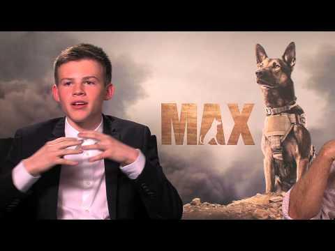 Exclusive 'Max'  w Lauren Graham, Josh Wiggins, & Boaz Yakin