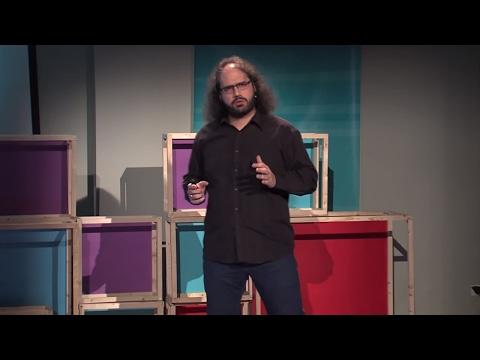 Gravity of language on thoughts | Panos Athanasopoulos | TEDxUniversityofMacedonia