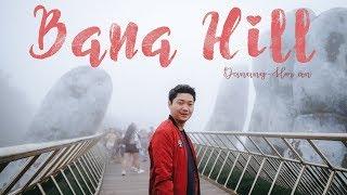 เที่ยวบานาฮิลล์ เวียดนาม l ดานัง-ฮอยอัน ชมหมู่บ้านฝรั่งเศส+สะพานมือ