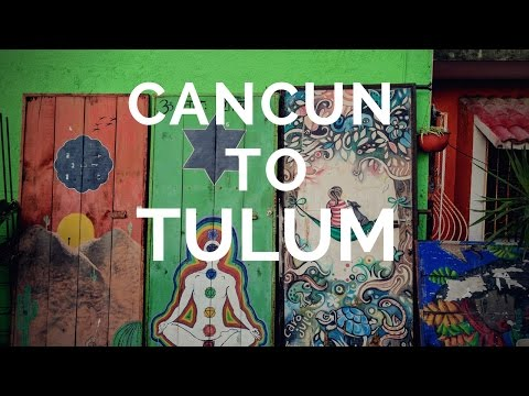 Cancun and Tulum Mexico Travel Vlog Part 2