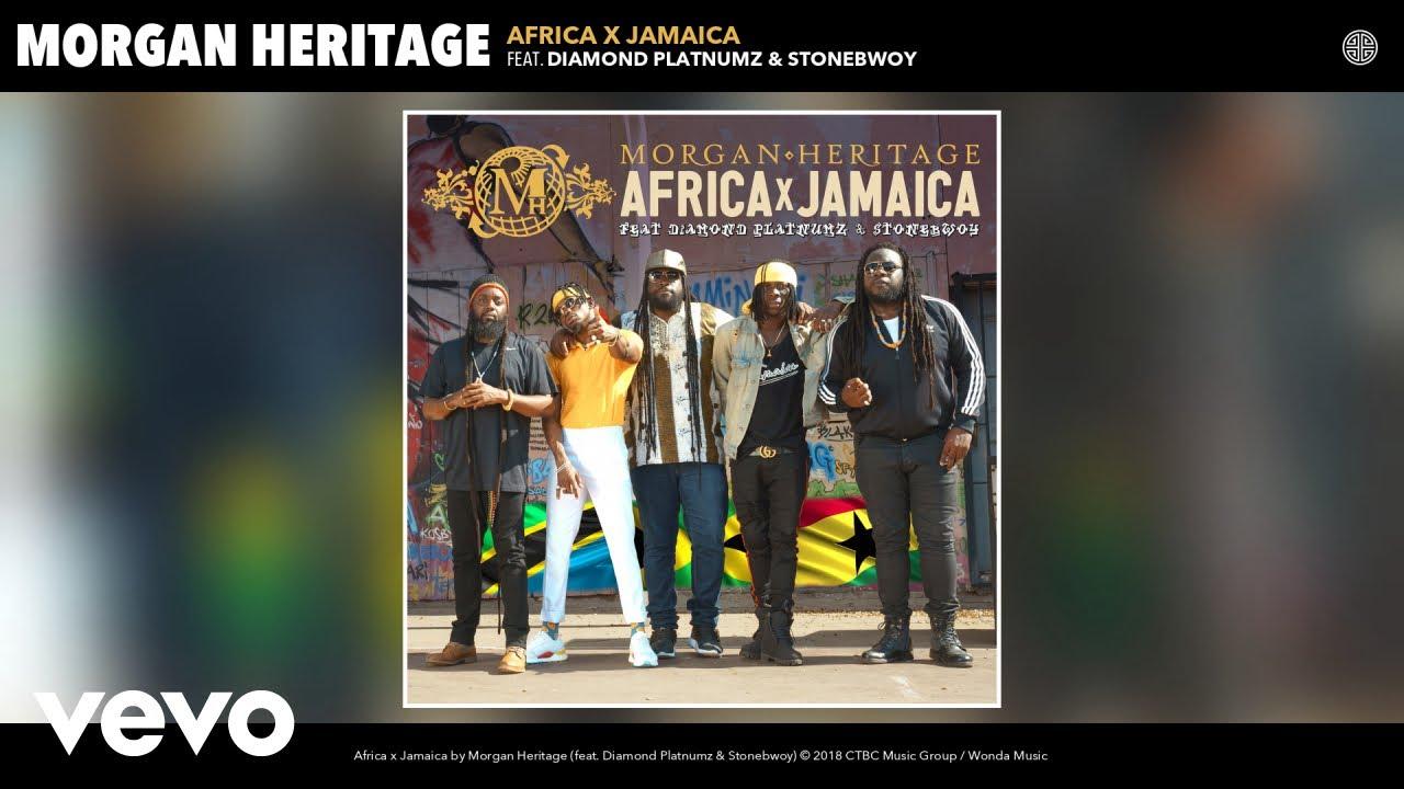Diamond Platnumz Ft Morgan Heritage: Africa X Jamaica (Audio) Ft. Diamond