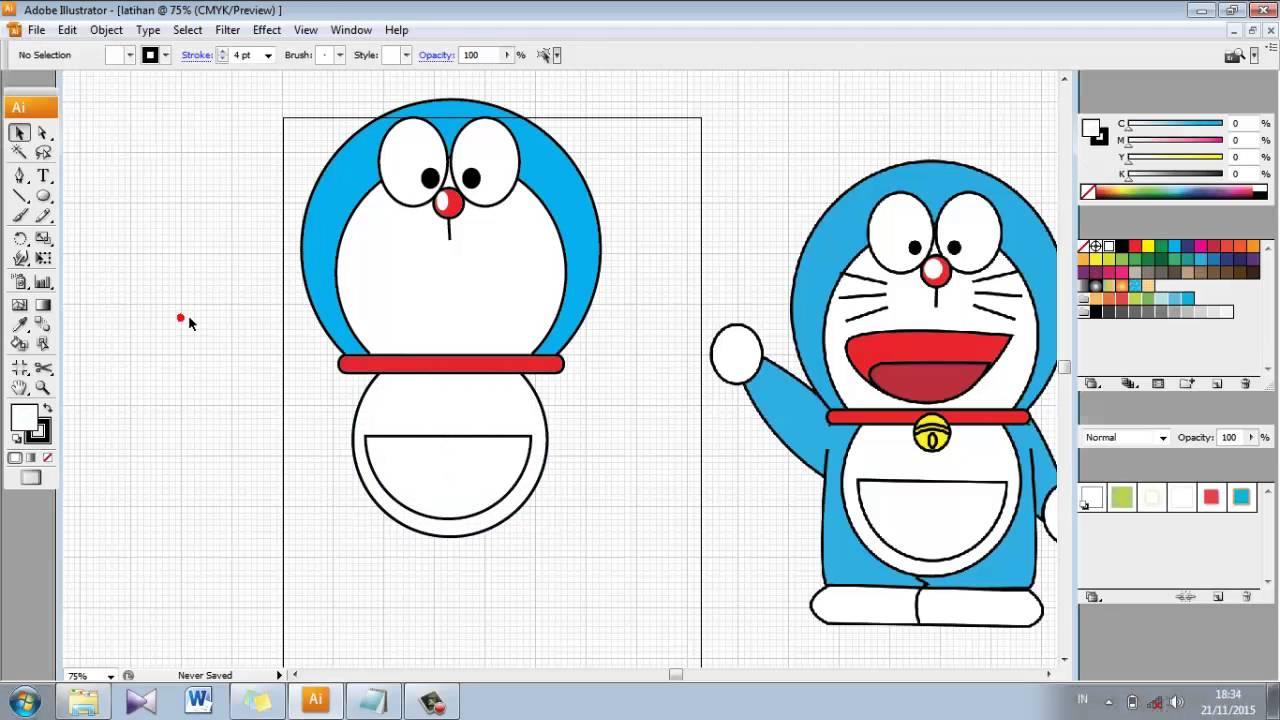 Illustrator basics the adobe illustrator cs3 tools tutorial.
