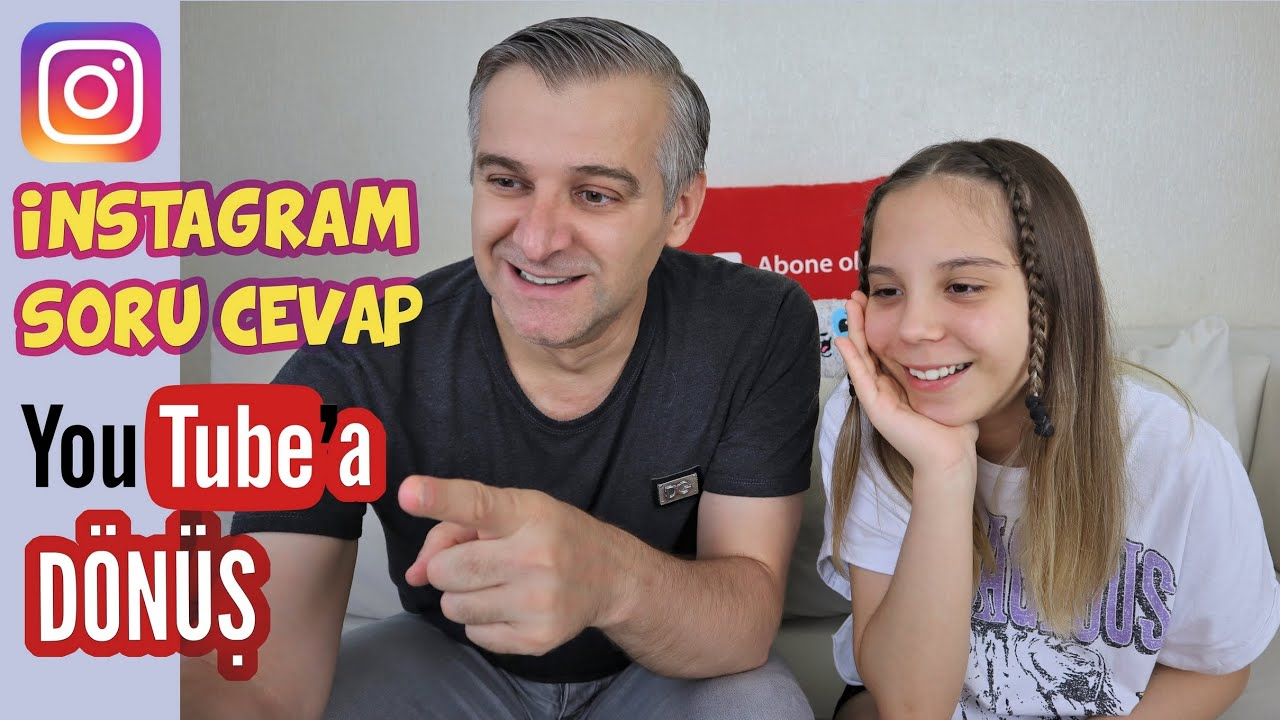 INSTAGRAM SORU CEVAP ile YOUTUBE'A DÖNÜŞ | Işıl ile en zor sorularınızı cevapladık - Babishko Family