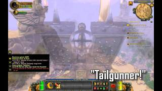 Cataclysm: Uldum Quest - Tailgunner!