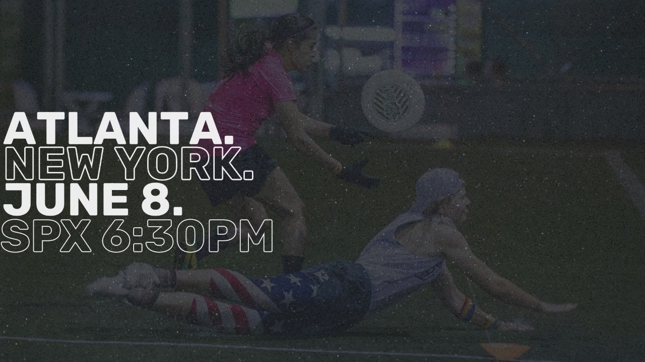 Atlanta Soul vs NYC Gridlock 06.08.19