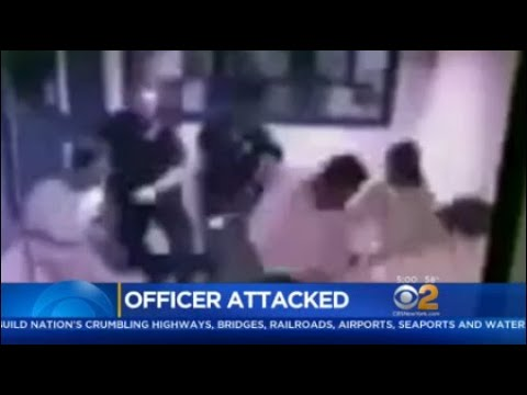Rikers Island Officer Attacked