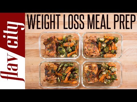 Fast & Furious 30 Minute Meal Prep For Weight Loss