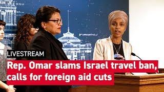 Dems talks Israel, Palestine after Netanyahu denies them entry