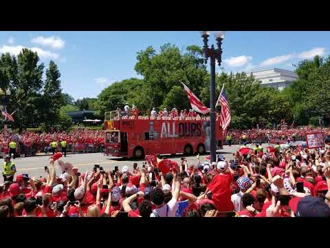 2018 Washington Capitals Stanley Cup Parade